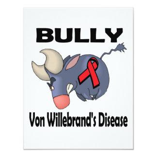 Matón Von Willebrands Disease Anuncio Personalizado