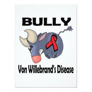 Matón Von Willebrands Disease Invitación Personalizada