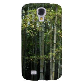 Matorral de bambú samsung galaxy s4 cover