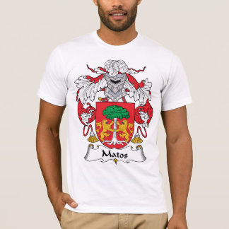 Matos Family Crest T-Shirt