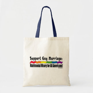 Matrimonial Misery Equality Tote Tote Bags