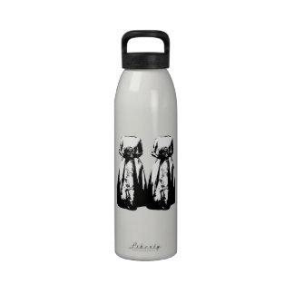 Matrimonio homosexual - botellas de agua reutilizables