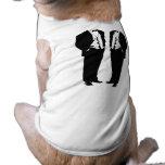 Matrimonio homosexual camisa de perrito