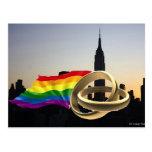¡Matrimonio homosexual de Nueva York! Postal