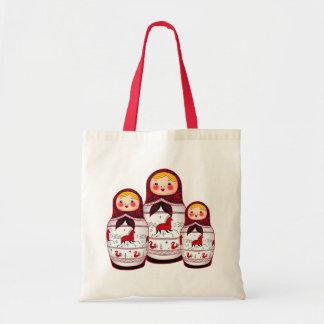 Matrioska Budget Tote Bag