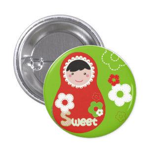 Matrioska Sweet Chapa Button
