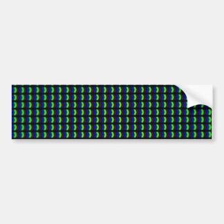 Matrix Car Bumper Sticker