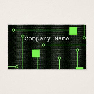 Matrix Business Card