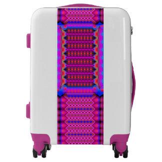Matrix of Love Luggage