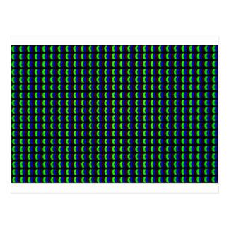 Matrix Postcard