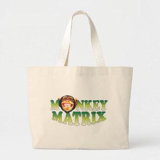 Matriz del mono bolsa