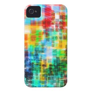 Matriz dimensión Case-Mate iPhone 4 fundas
