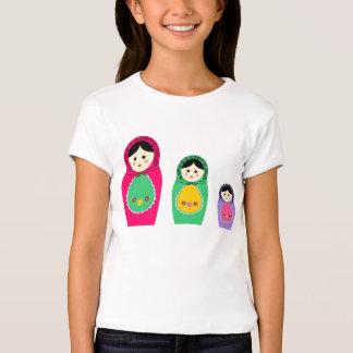 Matrjoschka, Matroschka of children T-shirt