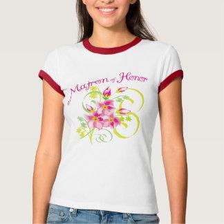 Matron of Honor Bridal Party T-Shirt