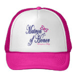 Matron of Honor / Butterfly Hats