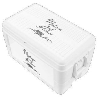 Matron Of Honor Ice Chest