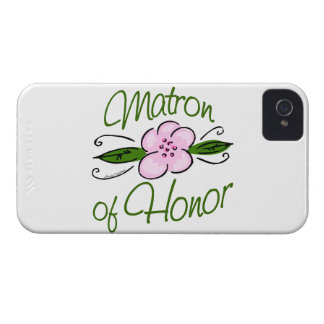 Matron of Honor iPhone 4 Cover