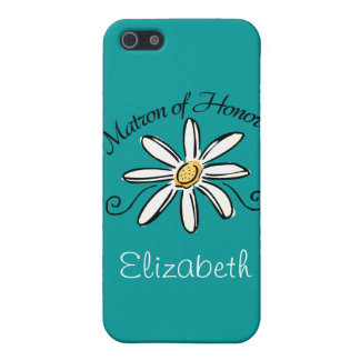 Matron of Honor iPhone SE/5/5s Cover