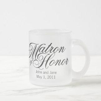 Matron of Honor Mug