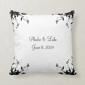 Matron of Honor Personalized Mojo Pillow
