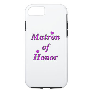 Matron of Honor Simply Love iPhone 8/7 Case