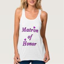 Matron of Honor Tank Top