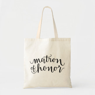 Matron of Honor Tote Bag