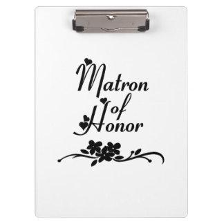 Matrona clásica del honor