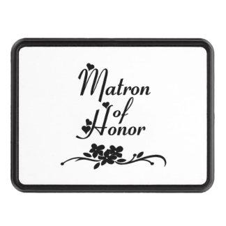 Matrona clásica del honor tapa de tráiler
