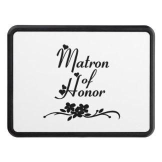 Matrona clásica del honor tapas de tráiler