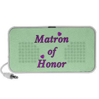 Matrona del honor del amor simplemente PC altavoces