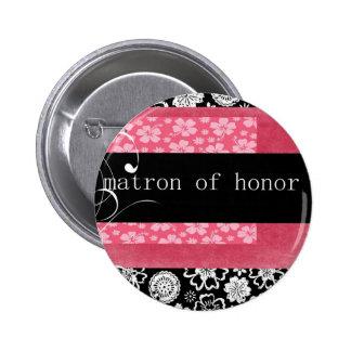 Matrona del honor pins