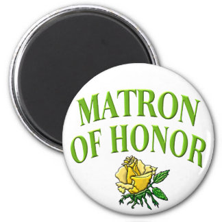 matronofhonor- rose refrigerator magnets