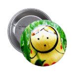 Matroshka (Nesting Doll) Pinback Button