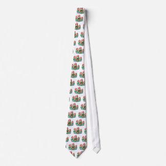 Matryoshka - матрёшка (Russian Dolls) Tie
