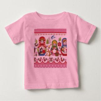 Matryoshka Baby T-Shirt
