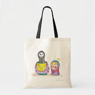 MatryoshKa Budget Tote Bag