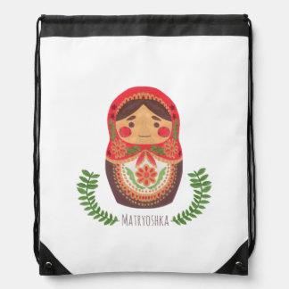 Matryoshka Doll Backpacks