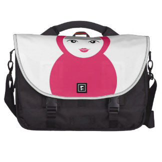 Matryoshka doll bag for laptop