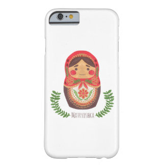 Matryoshka Doll Barely There iPhone 6 Case