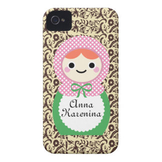 Matryoshka Doll Case-Mate iPhone 4 Cases