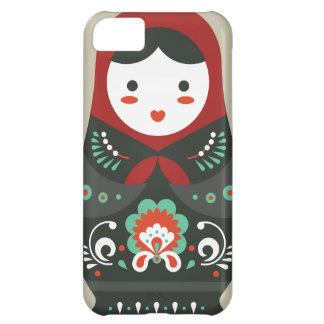 Matryoshka doll / Russian nesting/nested doll iPhone 5C Cover