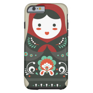 Matryoshka doll / Russian nesting/nested doll Tough iPhone 6 Case