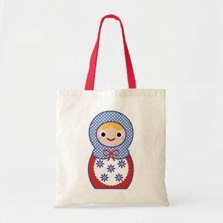 Matryoshka Doll Tote Bag