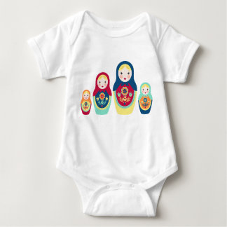 Matryoshka Dolls T Shirt