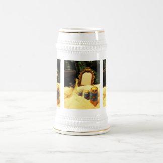 matryoshka nesting doll russia film ussr beer stein