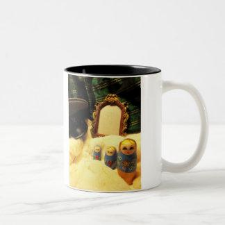 matryoshka nesting doll russia film ussr coffee mugs