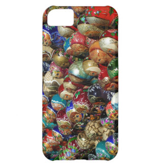 Matryoshka (Russian doll) iPhone 5C Cases