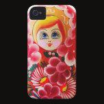 Matryoshka (Russian doll) iPhone 4 Cover