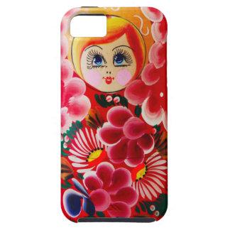 Matryoshka (Russian doll) iPhone SE/5/5s Case